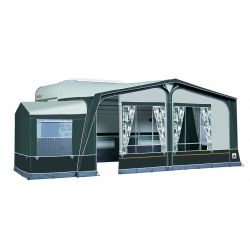 Dorema Daytona Tall Annex for Caravan Awning