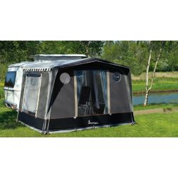 Isabella Capri Coal Full Awning for Eriba Familia Caravan