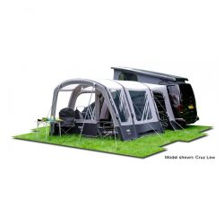 Vango Cruz Tall Inflatable Drive Away Motorhome Awning