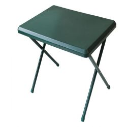 Quest Leisure Fleetwood High Plastic Table in Green