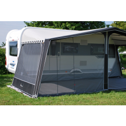 Isabella Front Net Panel for Caravan Awning