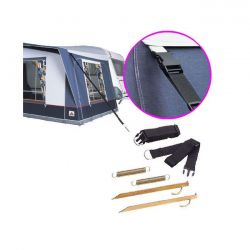Dorema Safe Lock Kit for Caravan and Motorhome Awnings
