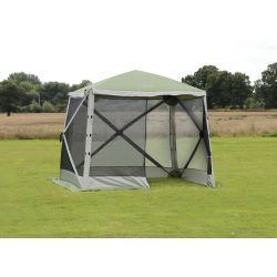 Quest Leisure Screen House 4 Spring Up Gazebo
