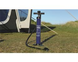 Outwell Scenic Road 250SA Tall Inflatable Air Drive Away Awning for Motorhomes and Campervans