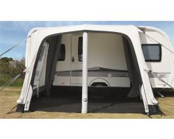 Outwell Pebble 420A Inflatable Air Caravan Porch Awning