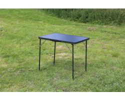 Quest Leisure Superlite Black Burford Table