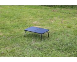 Quest Leisure Superlite Black Witney Folding Table
