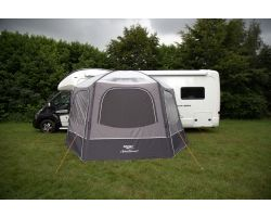 Vango Airhub Hexaway II Tall Inflatable Air Drive Away Awning for Motorhomes and Campervans