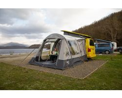 Vango Kela V Low Inflatable Air Drive Away Awning for Motorhomes and Campervans