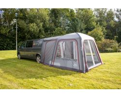 Vango Tailgate Airhub Low Inflatable Driveaway Campervan Awning 2021