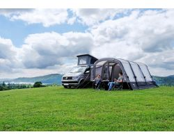 Vango Galli lll Low Inflatable Air Drive Away Awning for Motorhomes and Campervans