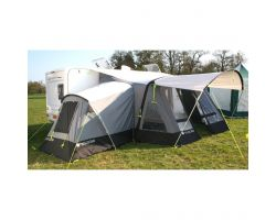 Crusader Climate Zone 350 Air Inflatable Caravan Porch Awning