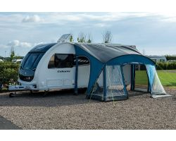 Quest Leisure Falcon 390 Poled Caravan Porch Awning