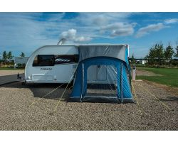 Quest Leisure Falcon 260 Poled Caravan Porch Awning