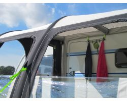 Kampa Accessory Track Hanging Rail for Caravan and Motorhome Awning