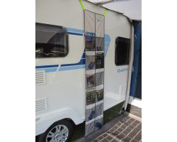Kampa Accessory Track Organiser for Caravan and Motorhome Awning