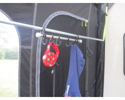 Kampa Hanging Rail for Caravan and Motorhome Awning