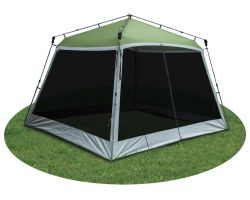 Quest Leisure Screen Shelter 4 Spring Up Gazebo