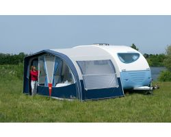 Isabella Adria 361 Full Caravan Awning made specifically for the adria action 361 caravan.