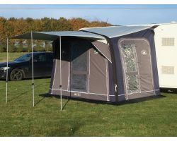 Sunncamp Advance Air Junior Inflatable Caravan Porch Awning