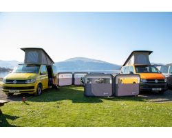 Vango Airbeam Modular Windbreak Additional Section