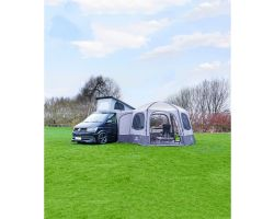 Vango Airhub Hexaway II Low Inflatable Air Drive Away Awnings for Motorhomes and Campervans