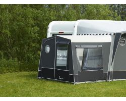 Isabella Annex 250 Coal 2015 with maximum height and light carbon x frame