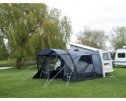 Quest Leisure Performance Aquila 320 High Top Inflatable Air Awning for Motorhomes and Campervans