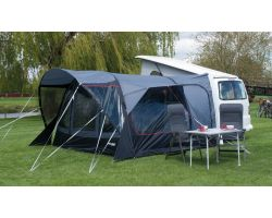 Quest Leisure Performance Aquila 320 Low Top Inflatable Air Awning for Motorhomes and Campervans