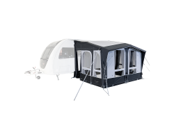 Kampa Club Air All Season 330 Inflatable Caravan Porch Awning