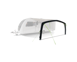 Kampa Dometic Sunshine Air Pro 500 Inflatable Caravan Suncanopy