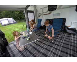 Vango Breathable Fitted Carpet Balletto 200/Capella 220 - CP215