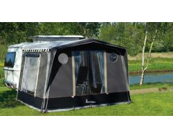 Isabella Capri Coal Full Awning for Eriba Triton Caravan