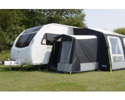 Kampa Pro Inflatable Tall Annex for Inflatable Caravan Porch Awnings