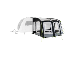 Kampa Ace Pro 400 Lightweight Caravan Porch Awning
