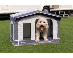 Camptech Traditional Awning Pet House Bed