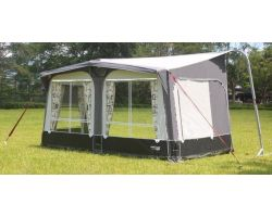 Camptech Duke Air All Season Caravan Porch Awning