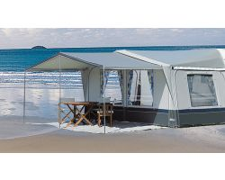 Inaca Front Sun Canopy for Caravan Awnings