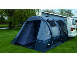 Quest Leisure Travel Smart Hydra 300 Low Top Inflatable Air Awning for Motorhomes and Campervans