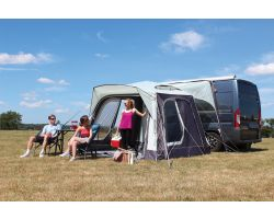 Outdoor Revolution Movelite T1 Low/Mid Air Driveaway Awning