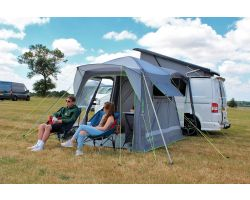 Outdoor Revolution Cayman Midi Air Inflatable Drive Away Awning for Motorhomes and Campervans