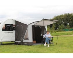 Outdoor Revolution Porchlite 260 Poled Caravan Porch Awning 2021
