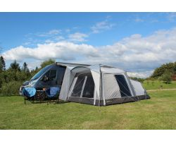 Outdoor Revolution Cayman Low Poled Driveaway Awning 2021