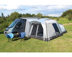 Outdoor Revolution Cayman F/G High Driveaway Awning