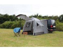 Outdoor Revolution Cayman Outhouse Handi Low Driveaway Awning 2021