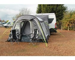 Sunncamp Impact Motor Air 350 Grande Inflatable Drive Away Motorhome Awning