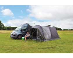 Outdoor Revolution Cayman Cacos Uno Inflatable Air Drive Away Awning for Motorhomes and Campervans