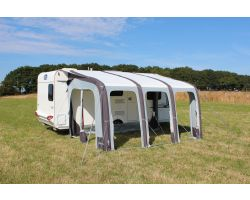 Outdoor Revolution Evora 390 Pro Climate Inflatable Air Caravan Porch Awning