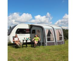 Outdoor Revolution Evora 260 Pro Climate Inflatable Air Caravan Porch Awning