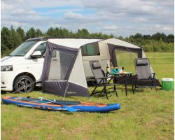 Outdoor Revolution Techline Canopi Lowline Caravan and Motorhome Suncanopy